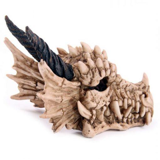 Tirelire dragon contreprofil