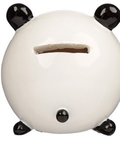 tirelire panda boule arrière