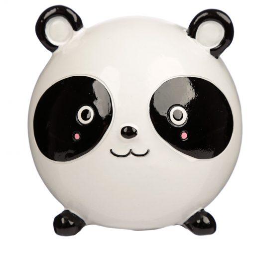 tirelire panda boule face