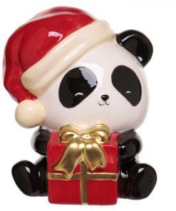 tirelrie panda noel face